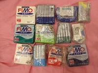 Отдается в дар Пластика полимерная глина