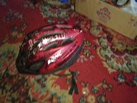 Отдается в дар Отдам велосипедный шлем