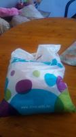 Отдается в дар Пакет вещей для беременной или только что родившей девушки