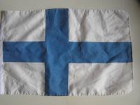 Отдается в дар Небольшой финский флажок