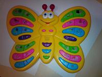 Отдается в дар музыкальная бабочка