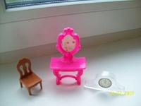 Отдается в дар Еще немного кукольной мебели