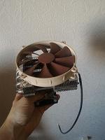 Отдается в дар Кулер с радиатором для AMD