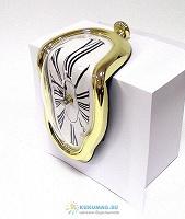 Отдается в дар Часы «Утекающее время»