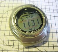 Отдается в дар QQ (куку) Часы электронные
