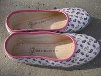Отдается в дар Тапочки — туфельки, неубиваемое ретро, СССР...22.5 см, 36 размер…