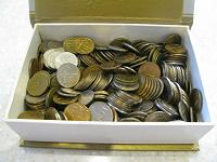 Отдается в дар монеты Россия 1, 5, 10, 50 копеек