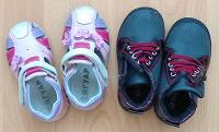 Отдается в дар Обувь для девочки, р. 23-24