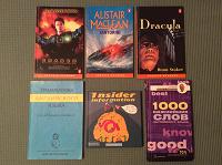 Отдается в дар Английский язык. Книжки для чтения. Учебники
