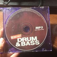 Отдается в дар Музыкальный диск Dram&bass.