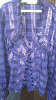Отдается в дар Рубашка-блузка