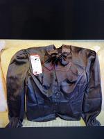 Отдается в дар Шёлковая блузка