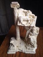 Отдается в дар Скульптура для аквариума.