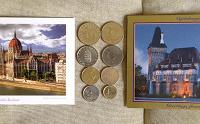 Отдается в дар Монеты мадьярские
