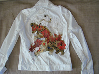 Отдается в дар Рубашка-куртка