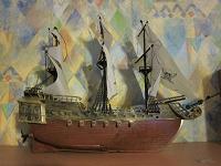 Отдается в дар Пиратский корабль