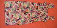 Отдается в дар цветочное платье 42 размера