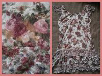 Отдается в дар Платье в розочках.