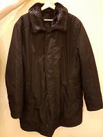 Отдается в дар Куртка мужская зимняя и весенняя