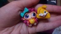Отдается в дар 2 мелкие игрушки милашки