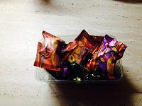 Отдается в дар Вкусные конфеты на ОВ 15 мая