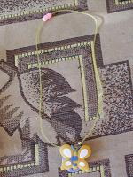 Отдается в дар Детская подвеска-бабочка