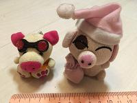 Отдается в дар Брелоки свинки плюшевые