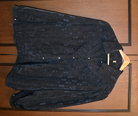 Отдается в дар Черная блузка
