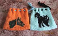 Отдается в дар Чудо мешочки — ручная работа для любителей котов и лошадей