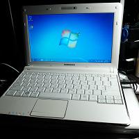 Отдается в дар Нетбук Samsung N140 (живой и здоровый)