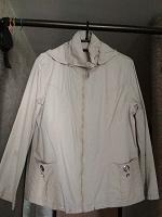 Отдается в дар Женская курточка (размер ~46-48)