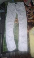 Отдается в дар белыесли джинсы