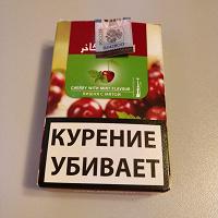 Отдается в дар Табак для кальяна вишня с мятой