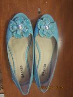 Отдается в дар туфли 36разм
