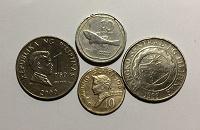 Отдается в дар Монеты Филиппин