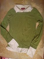 Отдается в дар Рубашка-она же кофта М-44?