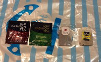 Отдается в дар Чай в пакетиках из Испании