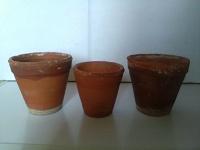 Отдается в дар Горшки глиняные для цветов