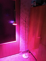 Отдается в дар Ультрафиолетовая лампа для растений