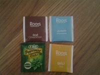 Отдается в дар чай в пакетиках коллекционеру