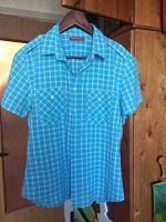 Отдается в дар Рубашка подростковая XS-S