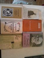 Отдается в дар 6 книг (классика)