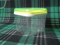 Отдается в дар Пластиковая емкость