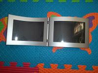 Отдается в дар фоторамка на 2 фото