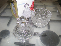 Отдается в дар ваза-конфетница «ананас»