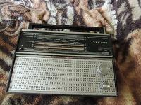 Отдается в дар переносной радиоприёмник «ВЭФ-202» VEF-202
