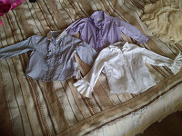 Отдается в дар Блузки на девочку 2-3 года