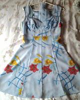 Отдается в дар Платье новое из шелка на Ог 85, От 65, Об 95