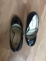 Отдается в дар туфли женские р.37
