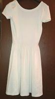 Отдается в дар Белое платье Camelot, XS (на самом деле- 42-44 вполне подойдет)